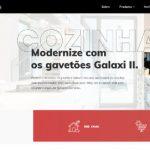 Alberto Santos renova website